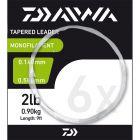 Daiwa Tapered Mono Leader - Fishing Line