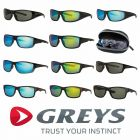 Greys Polarised Shatterproof Sunglasses G1 G2 G3 G4 Fishing Sun Eyewear Glasses