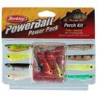 PowerBait Pro Pack Perch Minnow 3.5g (8 Pack) - Fishing Kit