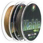 Korda 7m 25m Dark Matter Carp Weed Silt & Gravel Brown Kable Fishing Leadcore