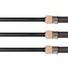 3 x Greys Toreon AirCurve 12ft 3.00lb Cork Handle Carp Fishing Rod