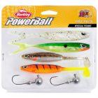 Berkley Pro Pack Vertical 6 Pack - Fishing Kit