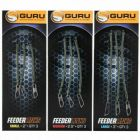 "Guru Feeder Links Small 2"", Medium 2.5"" and Large 3"" Feeder Fishing Korda Guru"