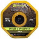 Ridge Monkey RM-Tec Braid Braided Shock Leader 50lb Carp Fishing Ridgemonkey 20m