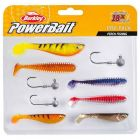 Berkley Pro Pack Perch 9 Pack - Fishing Kit