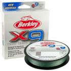 Berkley x9 Braid 150 m, 300 m, 270 m & 200 m(1 Pack) - Fishing Line