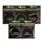 Korda Safe Zone Dark Matter 1m Leader Hybrid Lead Clip 30lb Test - All Colours