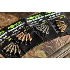 Korda Hybrid Lead Clip Quick Change Carp Fishing Terminal - All Colours