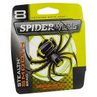 Spiderwire Superline Stealth Smooth 8 300m Yellow Braid Saltwater Fishing Line