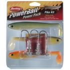 PowerBait Pro Pack Hollow Belly 15cm (3 Pack) - Fishing Kit