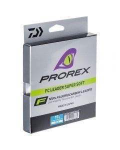Daiwa Prorex Super Soft Fluorocarbon Leader - Fishing Line