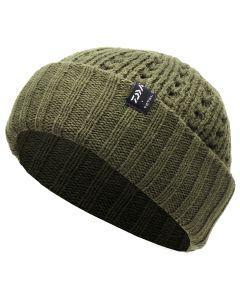 Daiwa Knitted Beanie Hat - Fishing Hat, Model: DKBH1