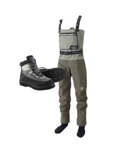 Wychwood New SDS Gorge Breathable Chest Fly Fishing Wader – All Sizes