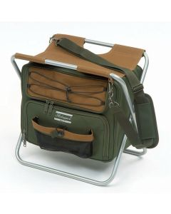 Shakespeare Folding Stool / Cooler Bag with Thermal Insulated Fishing Chair