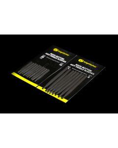 RidgeMonkey RM-Tec Ring Swivels, QC, Anti Tangle Sleeves - All Types & Sizes