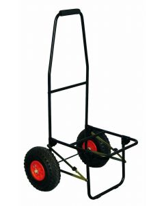 Shakespeare Seatbox Trolley Lightweight Folds up Transporter Fishing Seatbox