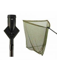 JRC Carp Fishing Extreme TX 46 Inch Landing Net & Light Head Set