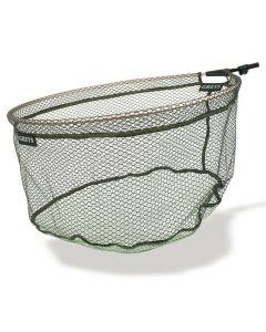 Greys Rubber Free Flow Spoon Landing Net - Fishing Net