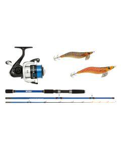 Mitchell Riptide R Squid Combo - Fishing Kit