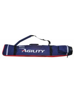 Shakespeare Agility Quiver & Rucksack Waterproof Re-enforced Zip Fishing Luggage