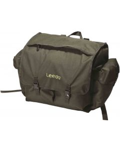 Leeda Compact Rucksack Coarse Carp Olive Green Fishing Holdall / Tackle bag