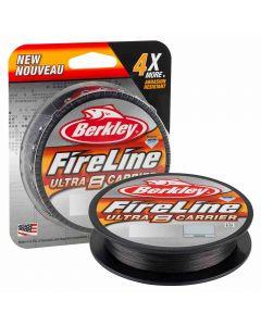 Berkley Fireline Ultra 8 Smoke PE Braid Sea Fishing line 150m & 300m