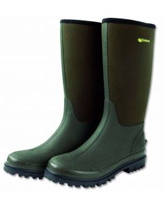 Wychwood Game ¾ Length Neoprene Fishing Boot All Sizes 7 – 12 Green