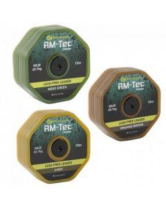 Ridge Monkey 50lb RM-Tec Lead Free Leader 10m Carp Fishing Ridgemonkey