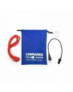 Lowrance Fish Hunter Accessory Pack Storage Unit For Castable Fishfinder