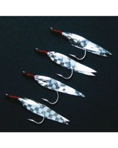 Shakespeare Salt XT Silver Ghost Lure 1 Pack - Fishing Tackle