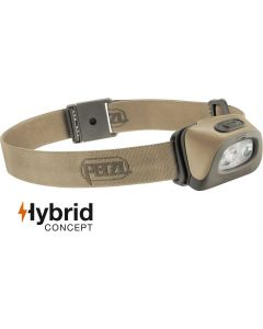 Petzl Tactikka + 350 Lumens Outdoor Camping / Hunting Head lamp Torch