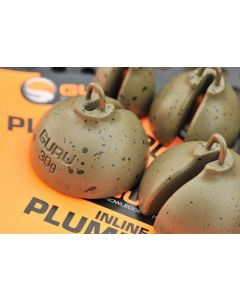 Guru Inline Plummet Weights NEW Coarse Match 2 per pack Coarse Match Fishing