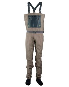 Hodgman New H3 Stocking Foot Breathable Fly Fishing Chest Waders - All Sizes