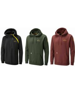 Wychwood Tech Hoody Moss & Brick Red Reduced Drying Time Fishing Hoodie