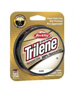 Berkley Trilene 100% Fluorocarbon Clear 200yd Fly Fishing leader Line