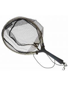 Greys GS Scoop Rubber Knot-less Mesh Fly Fishing Landing Net - All Models