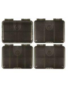 Korda Tackle Mini Compartment Boxes *Sizes 6,8,9,16*
