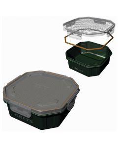 Greys Klip-Lok Perforated Bait Box - Fishing Bait