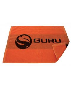 Guru Orange Microfibre Hand Towel Coarse Carp Fishing Accessory