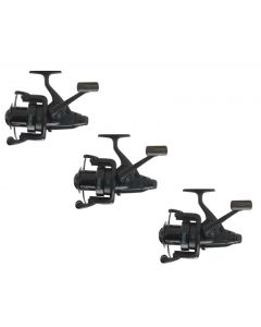 3 x Mitchell Avocast 7000 FS Black Edition Carp Fishing Reel (Special Offer)