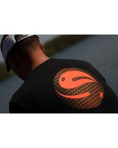 Guru Symbol Black T-Shirt Coarse Carp Match Fishing Tee Clothing - All Sizes
