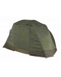 """JRC All Weather Defender 60"""" Oval Carp Fishing Brolly Overwrap Skin Wrap"""