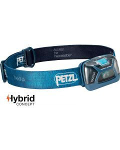 Petzl Tikkina 150 Lumen Black or Blue Outdoor Camping Hiking Head lamp Torch