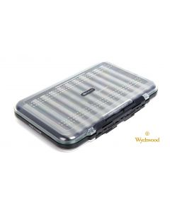 Wychwood Ripple, Slot & Foam Vuefinder Competition Clear Lid Fly Fishing Boxes