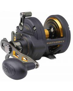 Penn Fathom II Star Drag Saltwater Multiplier Sea Fishing Reel - All models