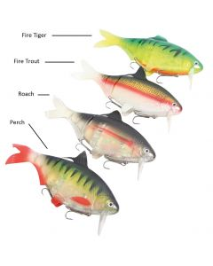 Masterline Rovex Monster Swimmer 250mm Fishing Lure - All Colours Available