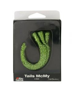 Abu Garcia Svartzonker McMy Spare Tails 3 Pack Fishing Lures