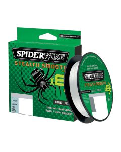 Spiderwire Stealth Smooth8 Translucent Braid 150m All Sizes Braided Fishing Line