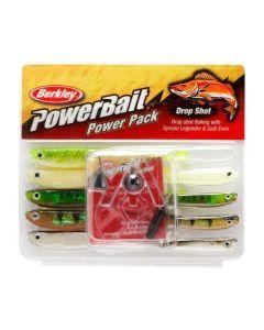 PowerBait Pro Pack Drop Shot 7g (10 Pack) - Fishing Kit