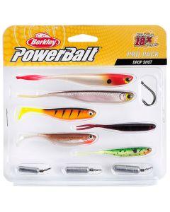 Berkley Pro Pack Drop Shot 6 Pack - Fishing Kit